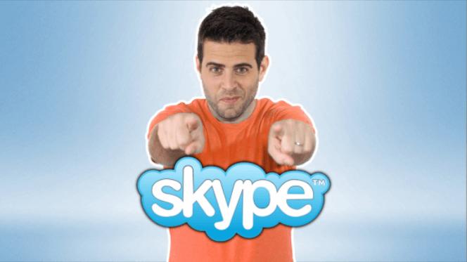 John-codeur-skype