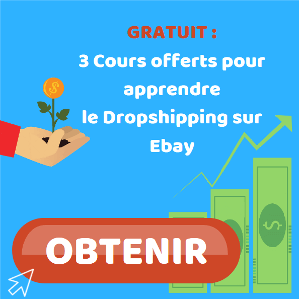 formation gratuite dropshipping ebay 3 cours offerts