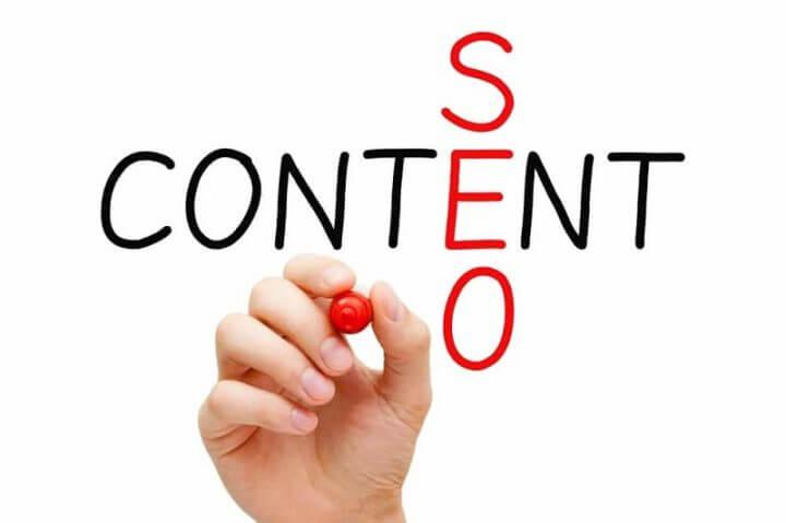 génération de contenu automatique seo