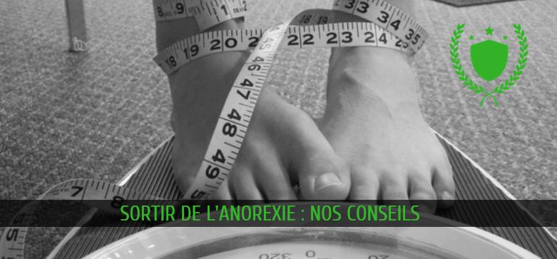 sortir de l'anorexie