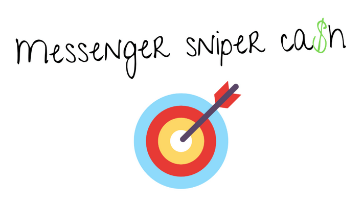 messenger sniper cash formation