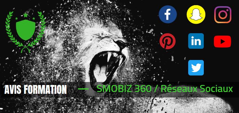 avis formation smobiz 360 reseaux sociaux community manager