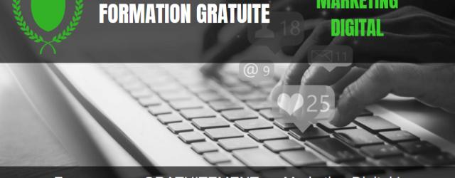 formation en ligne gratuite marketing digital